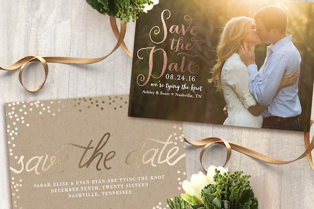 PLANNING MISTAKES TO AVOID – When to Send out Wedding Save the Dates
