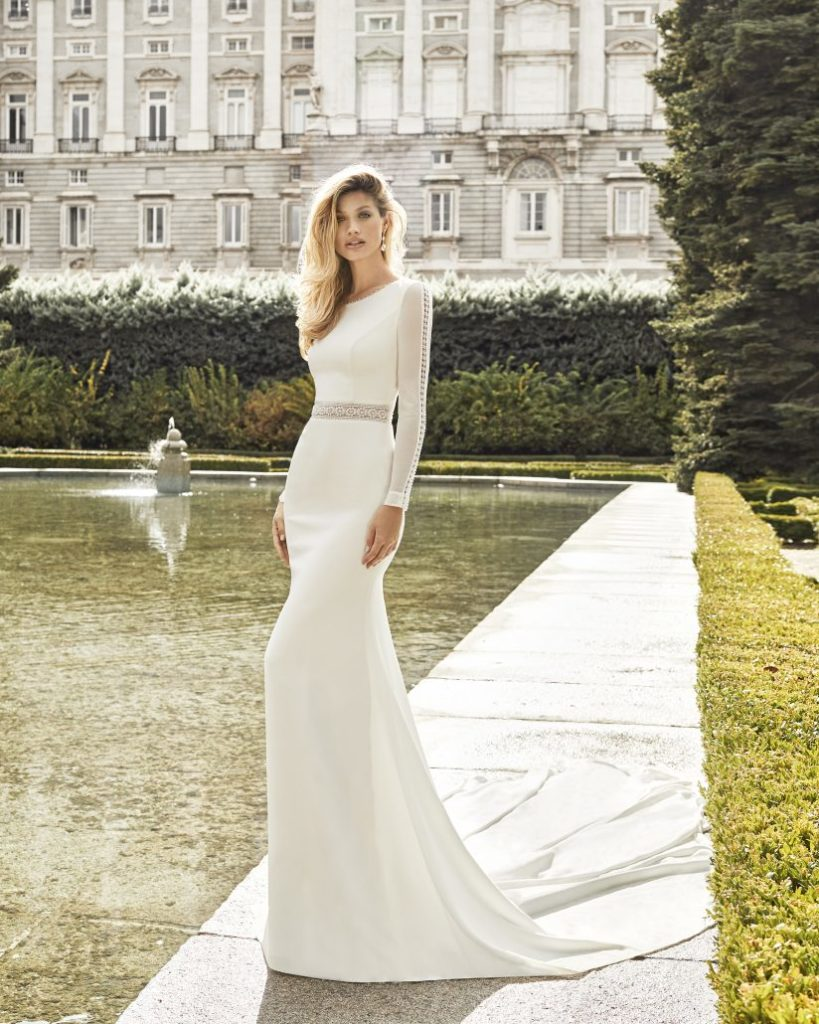The Perfect Wedding Dress For Your Body Type ...