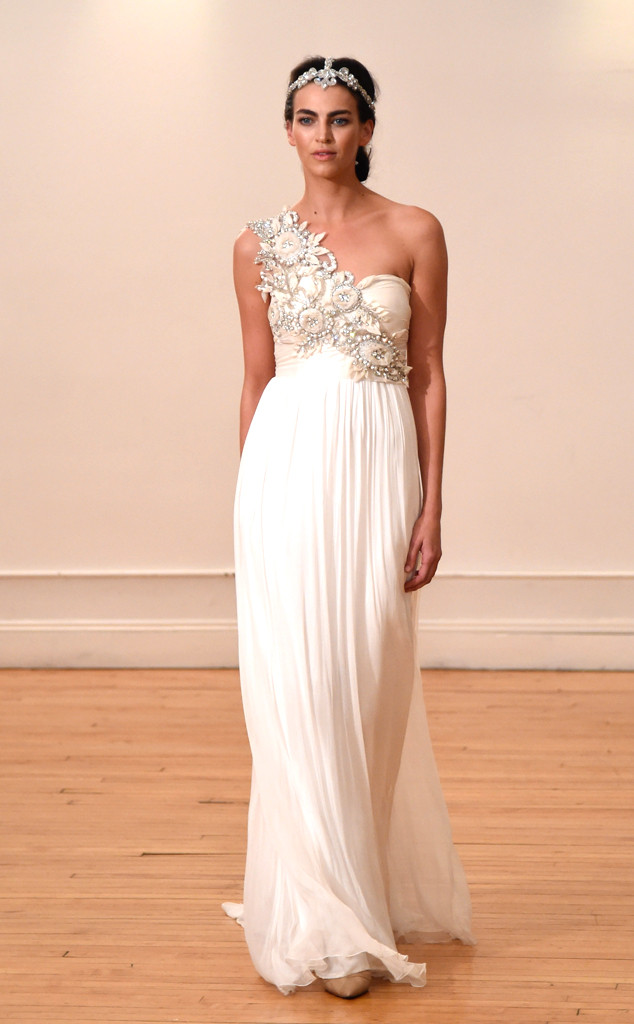TOP 5 TRENDS FROM BRIDAL WEEK