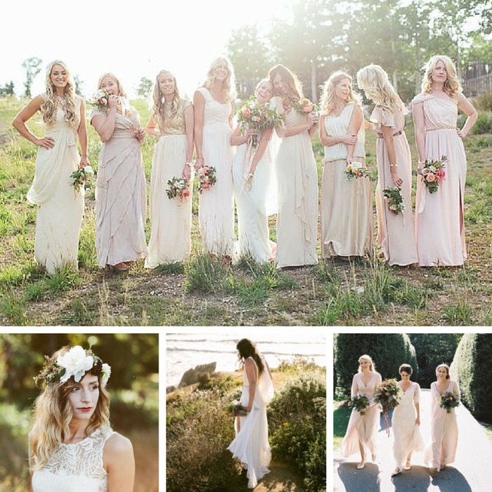 BHLDN Weddings pinterest