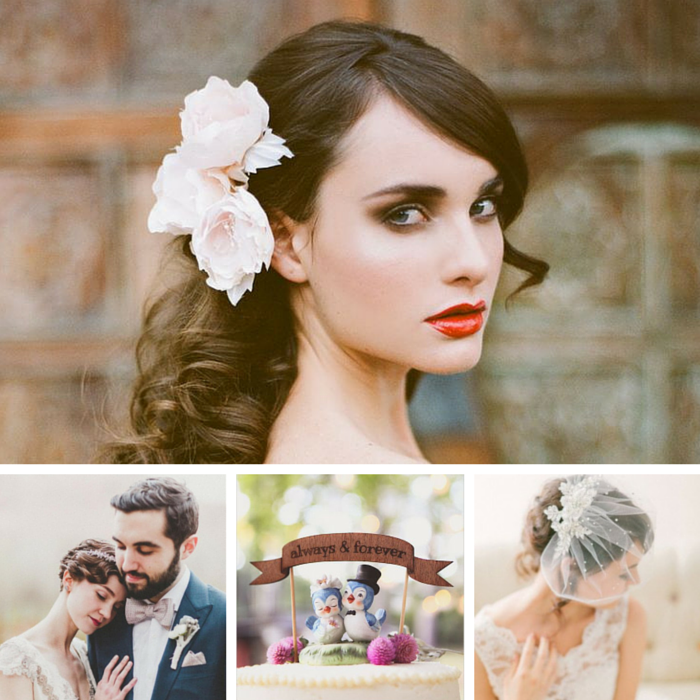 Chic Vintage Brides pinterest