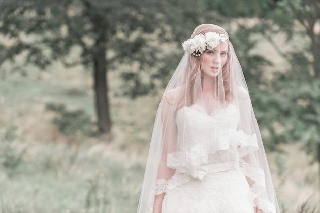 Bride veil type terms