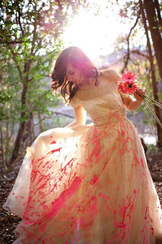 Nadine Photography, trash the dress