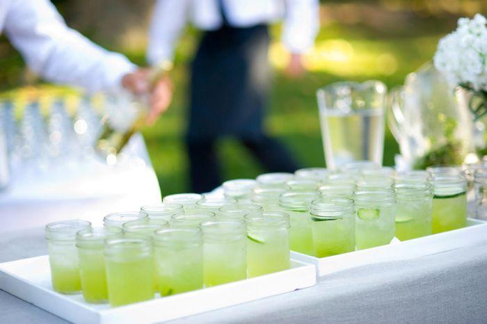 Guest cocktails