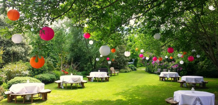 The Glenview Hotel - Outdoor Wedding