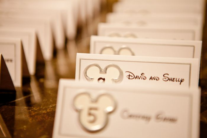 Disney place cards