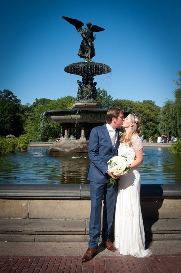 real wedding in New York City