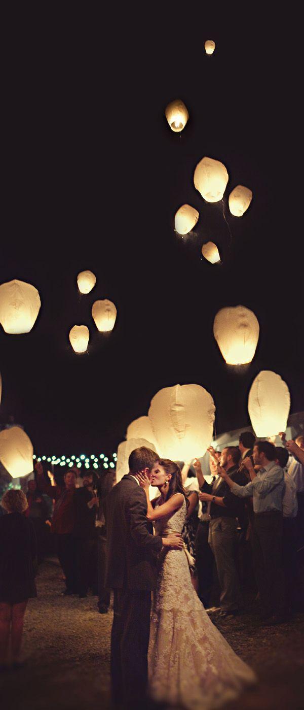 Chinese lanterns alternative entertainment