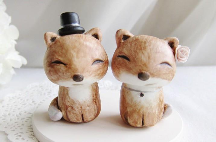 Cutest Wedding Cake Toppers.Cute Cake Toppers Socialandpersonalweddings Ie