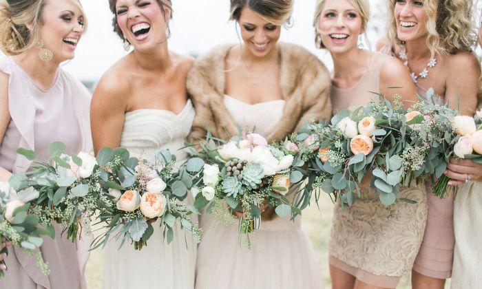 Warm bride
