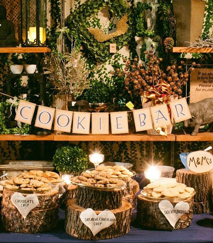 Creative Food Bar Ideas Socialandpersonalweddings Ie