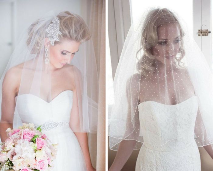 wedding veils explained