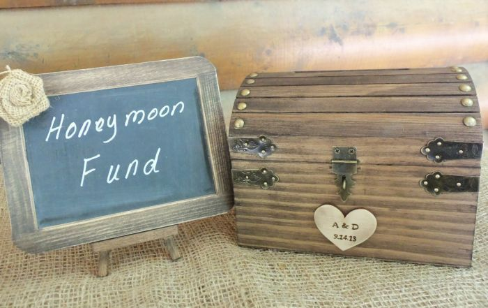 Polite Way To Ask Honeymoon Fund Etsy