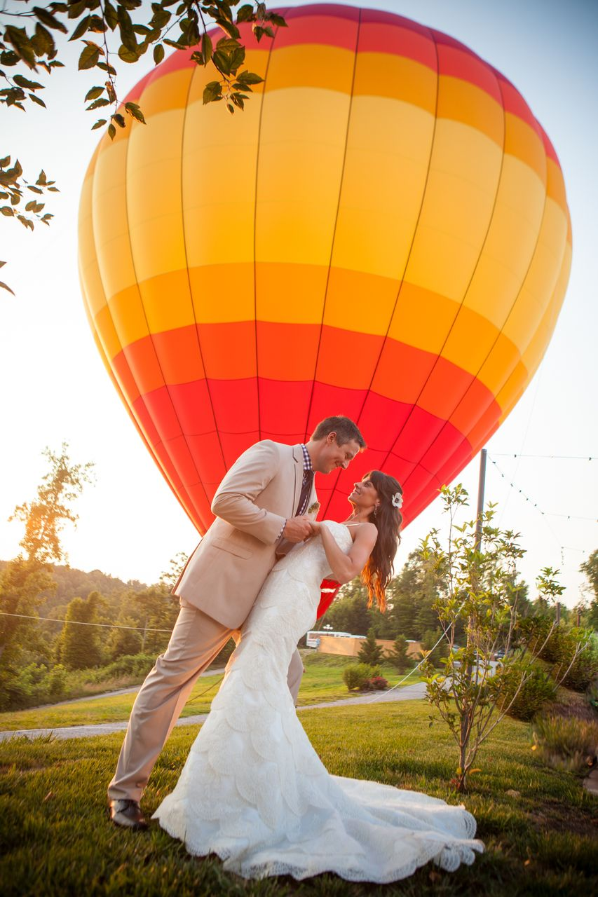 Get Mini Hot Air Balloons For Weddings PNG