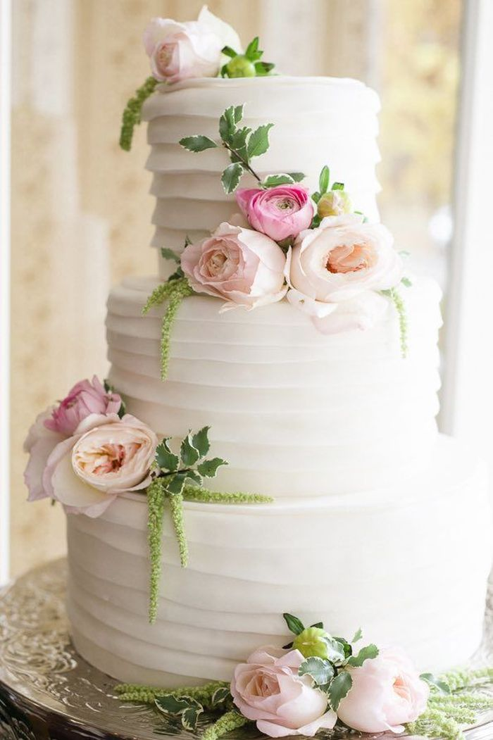 Wedding Cakes From Instagram Socialandpersonalweddings