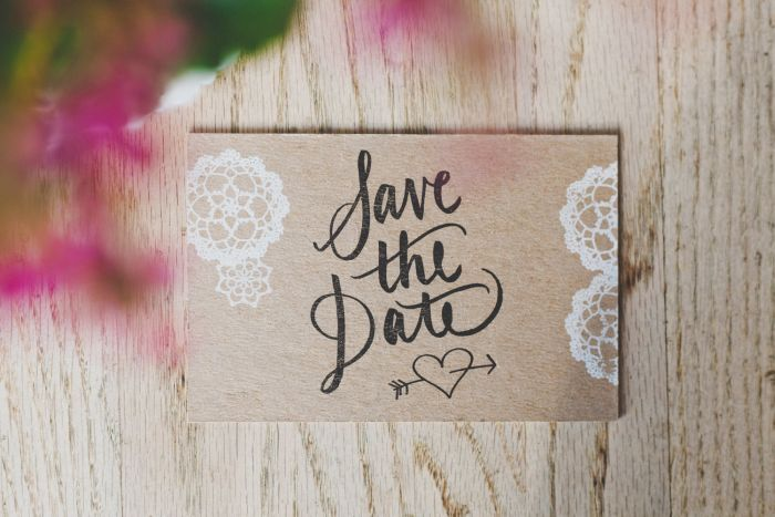 Save the date - 2016