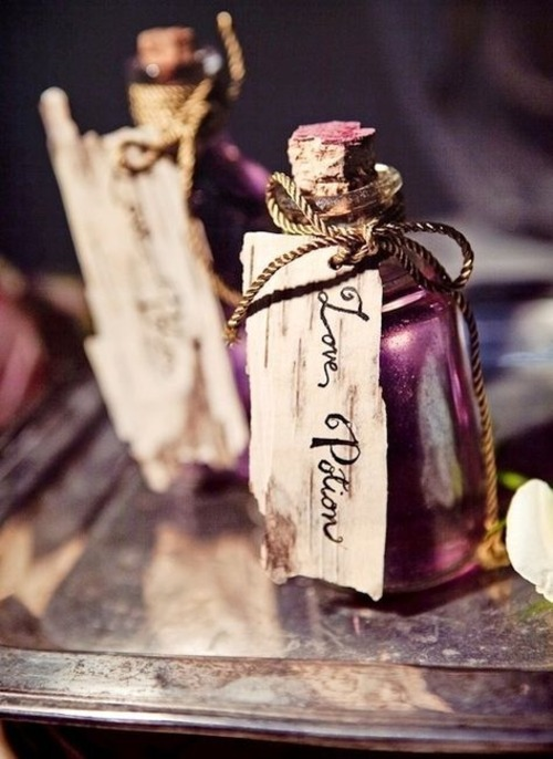 Halloween love potion