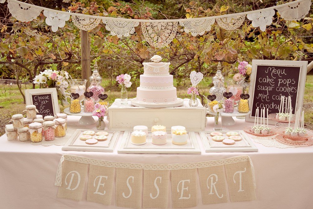 Marvelous Five Creative Dessert Table Ideas Socialandpersonalweddings Ie Interior Design Ideas Tzicisoteloinfo