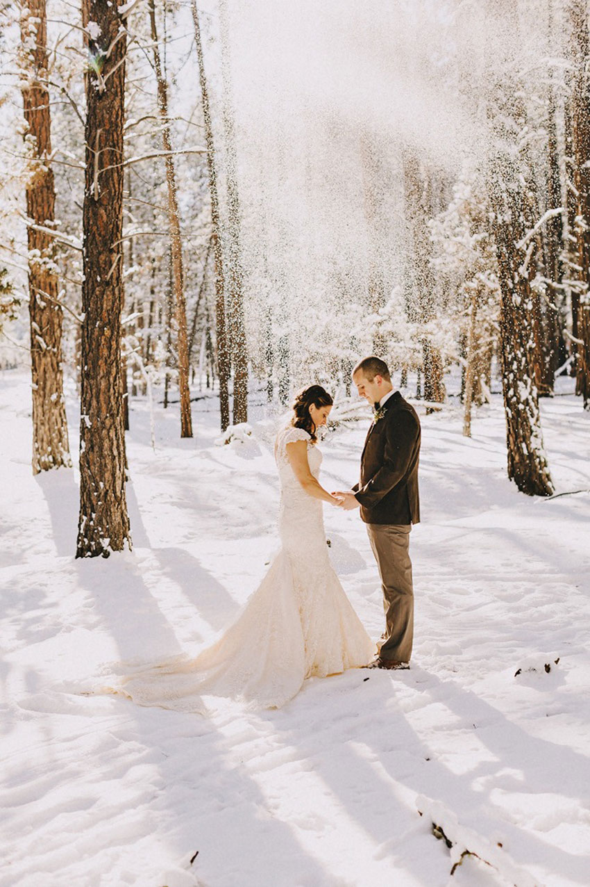 10 REASONS TO HAVE A WINTER WEDDING