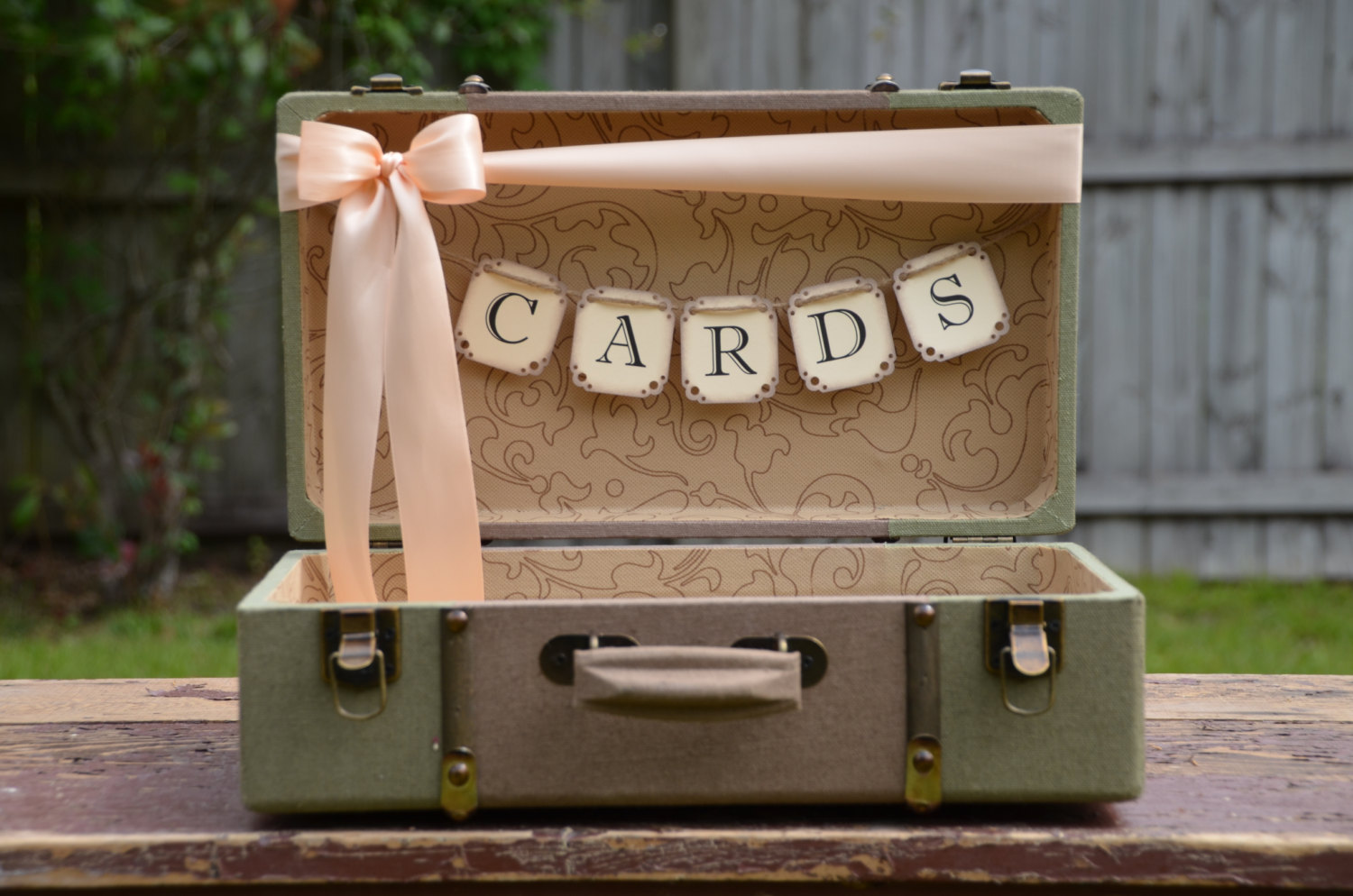 How To Store Your Wedding Cards