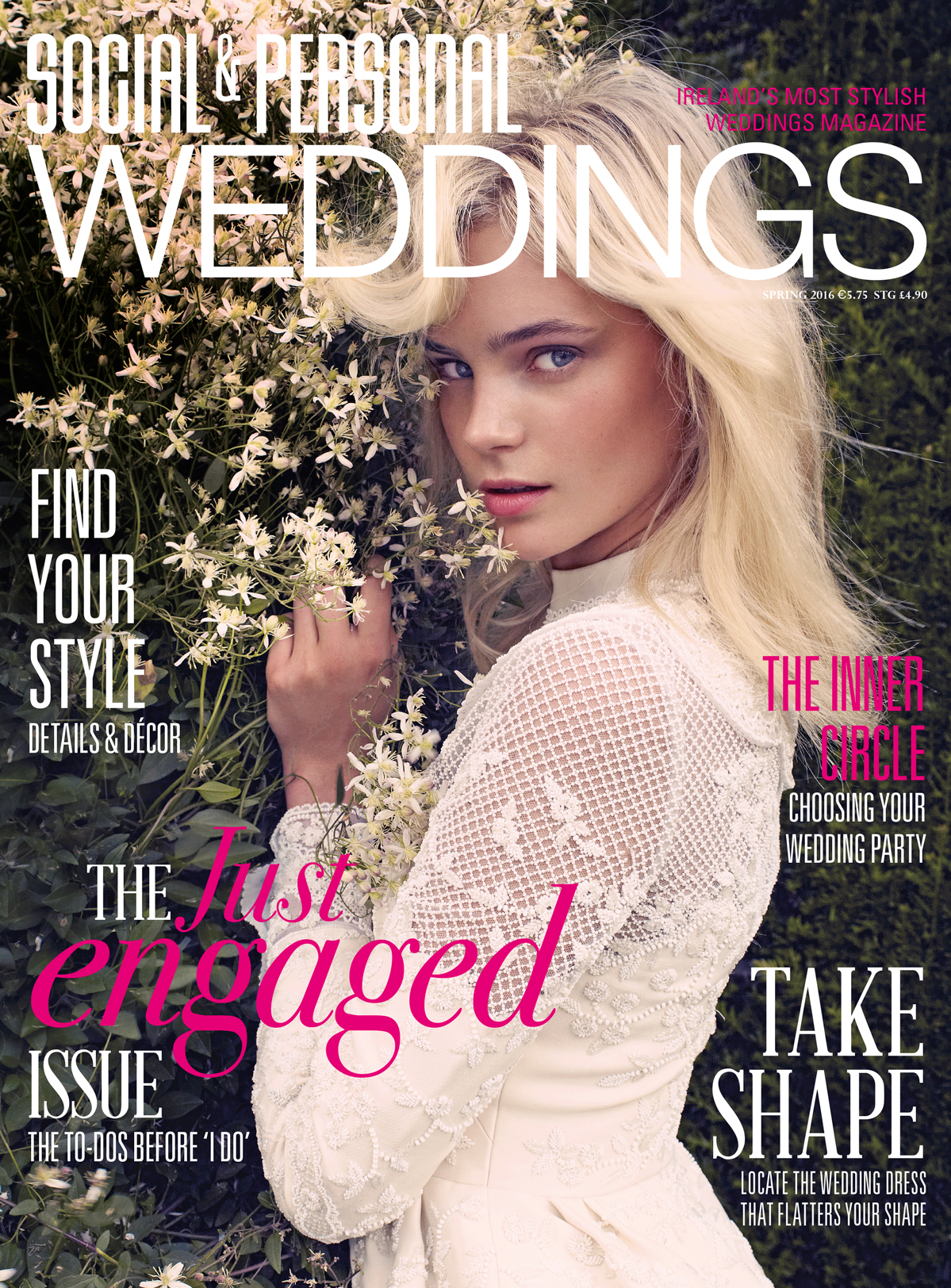S&P Weddings spring issue