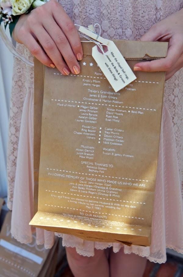 paper bag programme