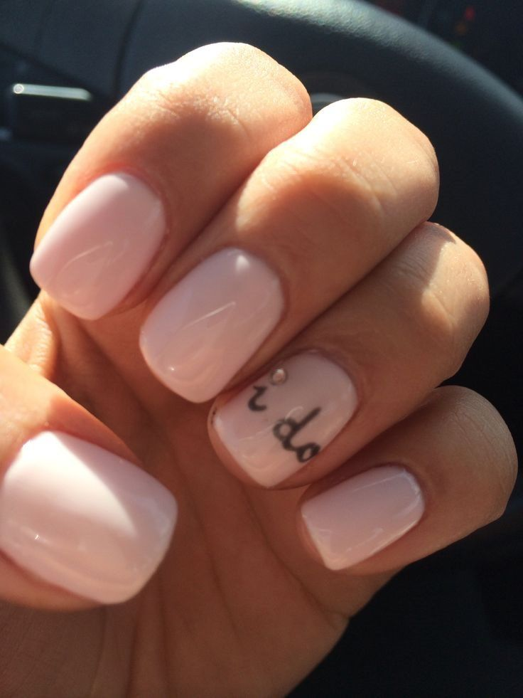 Perfect nails for your wedding socialandpersonalweddings trial false nails before committing to them on your wedding day you definitely dont want to give yourself any new beauty treatments for the first time on solutioingenieria Image collections