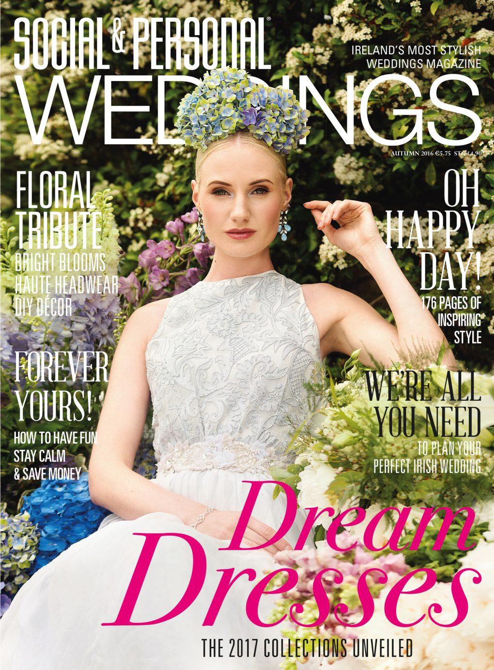 S&P Weddings Autumn cover