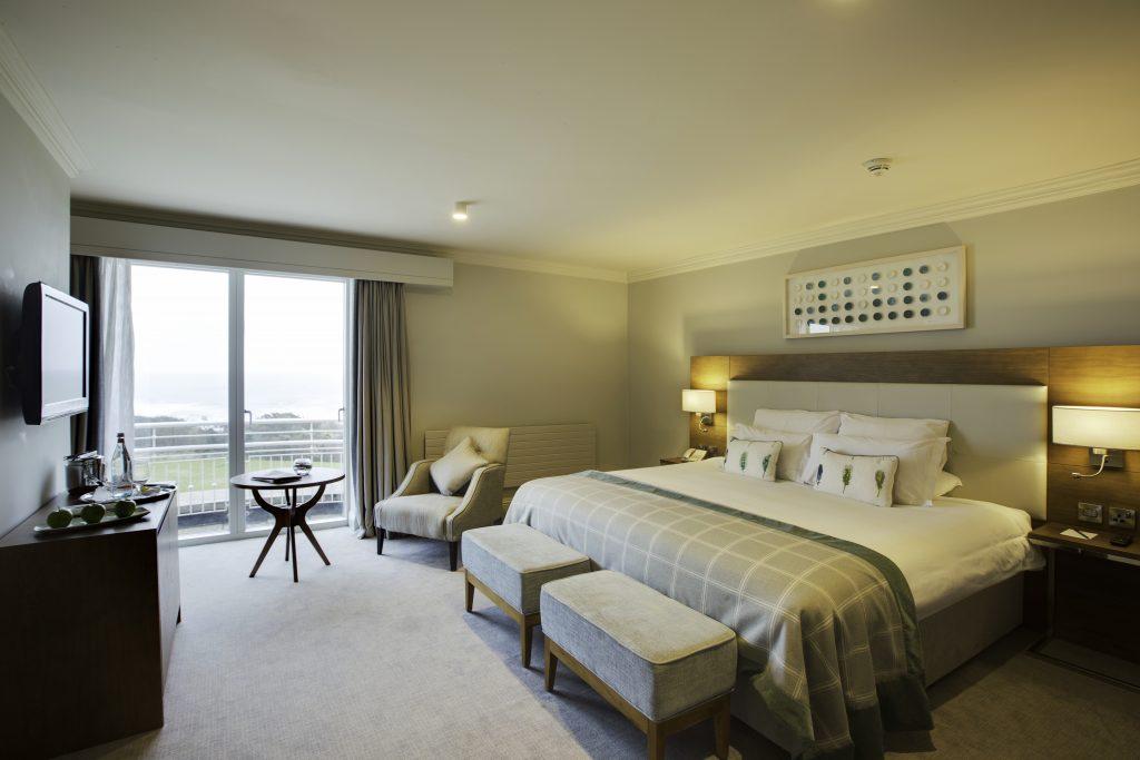 Portmarnock Hotel & Golf Links bedroom