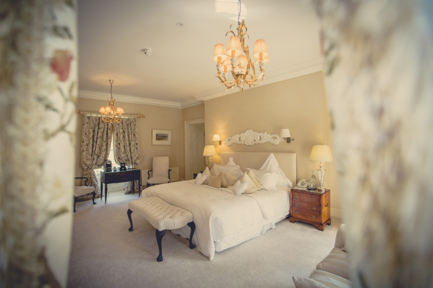Tankardstown House: Master Suite