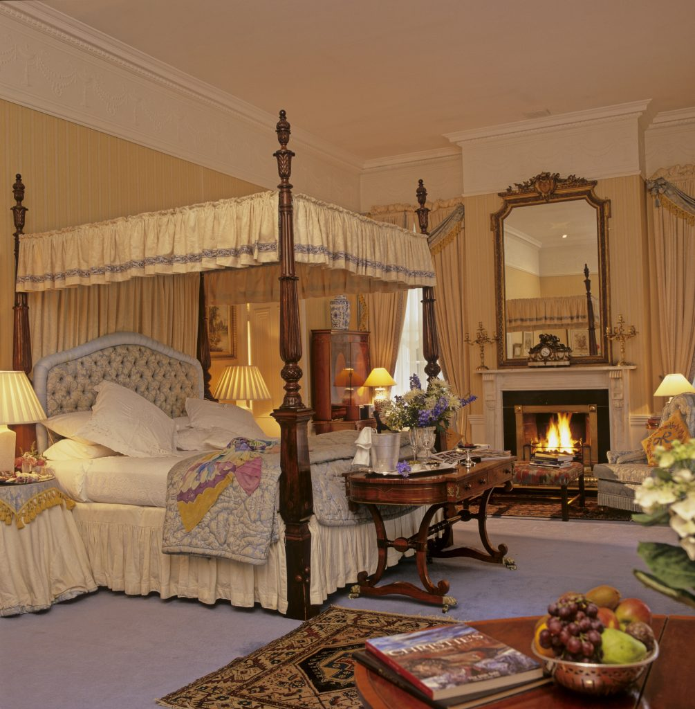 Marlfield House Bedroom