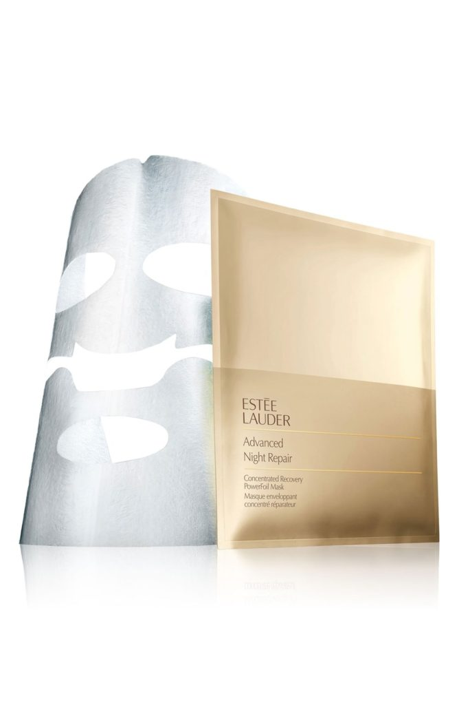 Estee Lauder Concentrated Recovery PowerFoil Mask