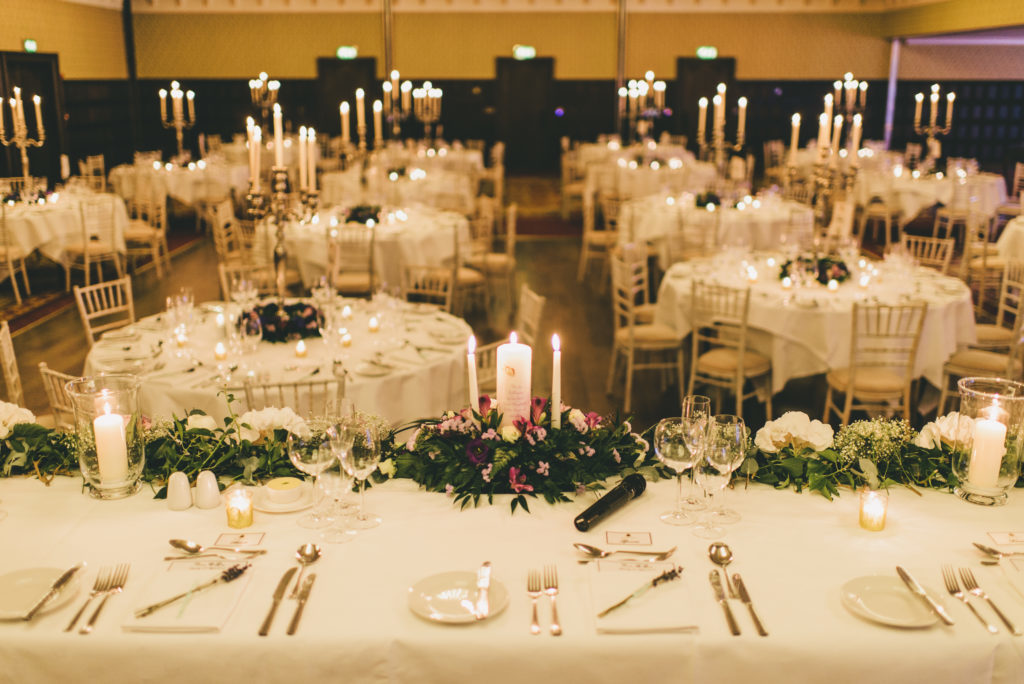 Kilronan Castle Ballroom with Savari Chairs