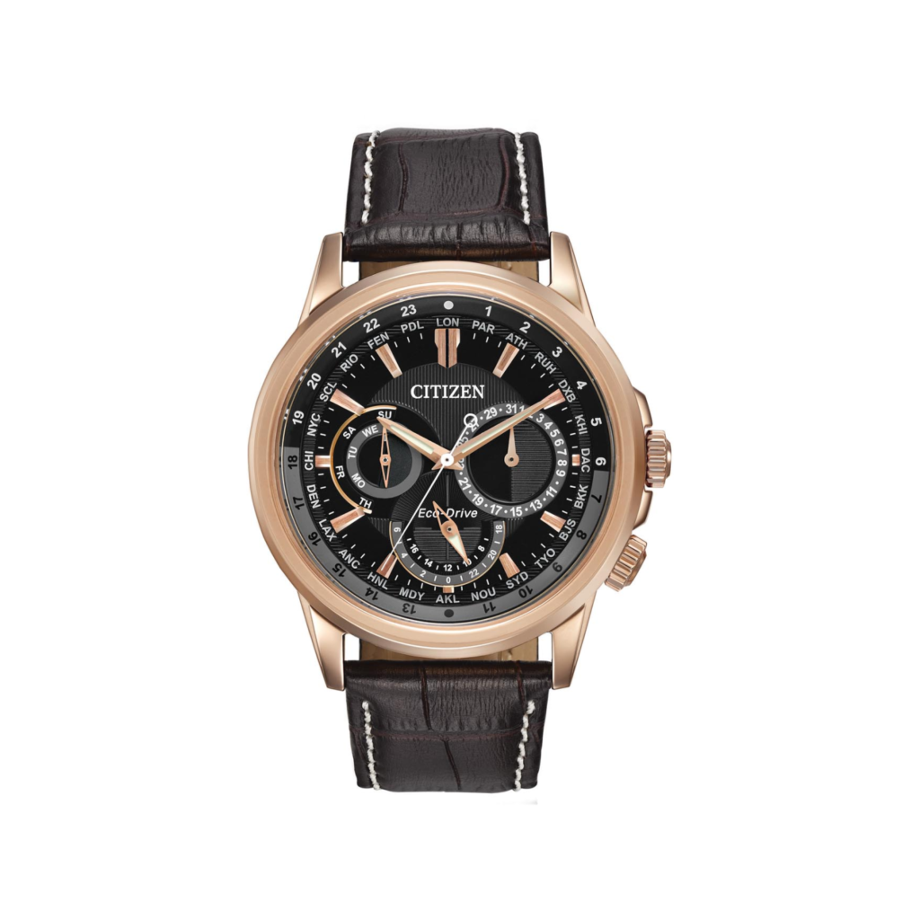 Citizen Eco Drive Calendrier, €325