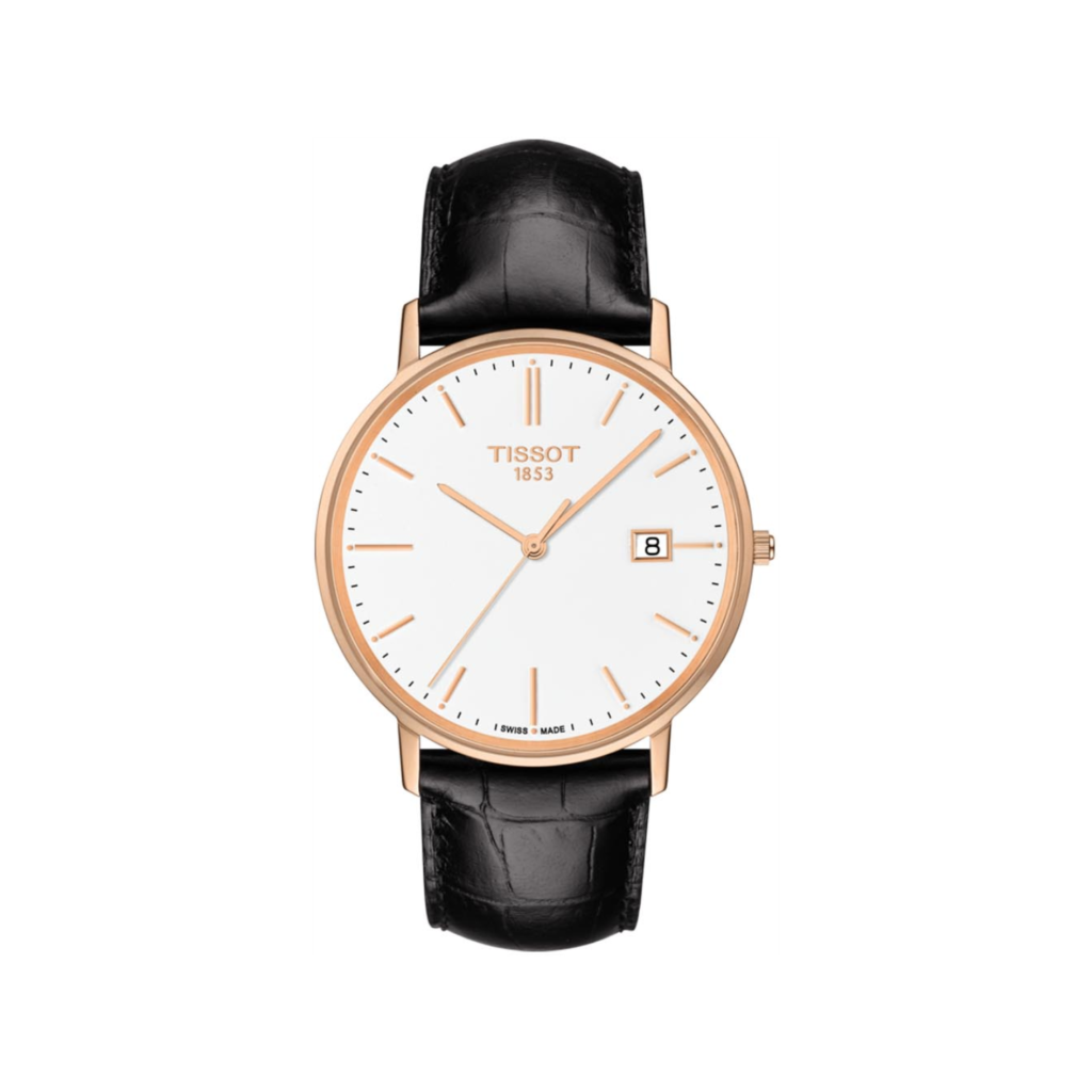 Tissot Goldrun 18k Rose gold, €1,800