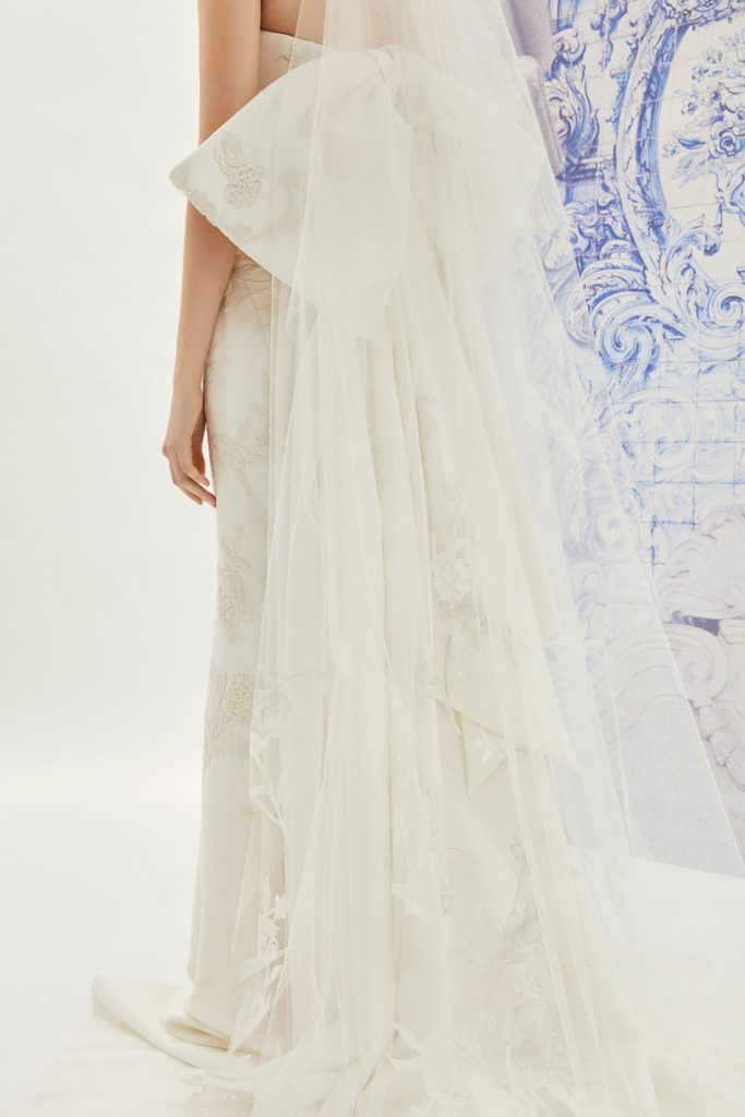 Carolina Herrera Bridal FAll 2019