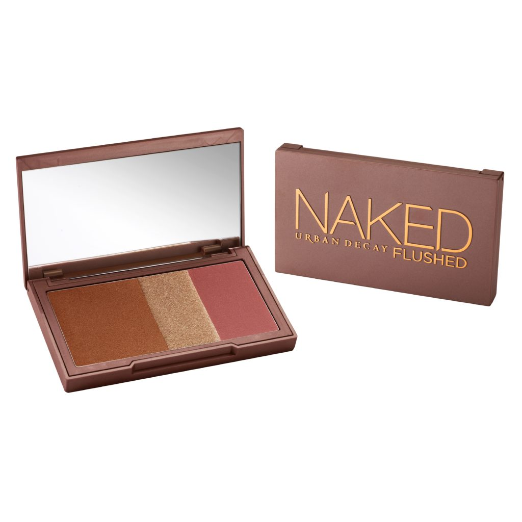 Urban Decay Naked Flushed Palette, RRP e31.50