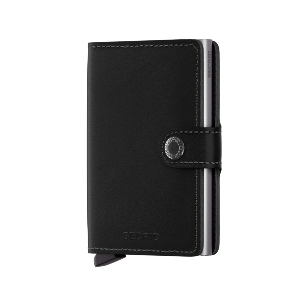 Secrid Miniwallet original Black, €65