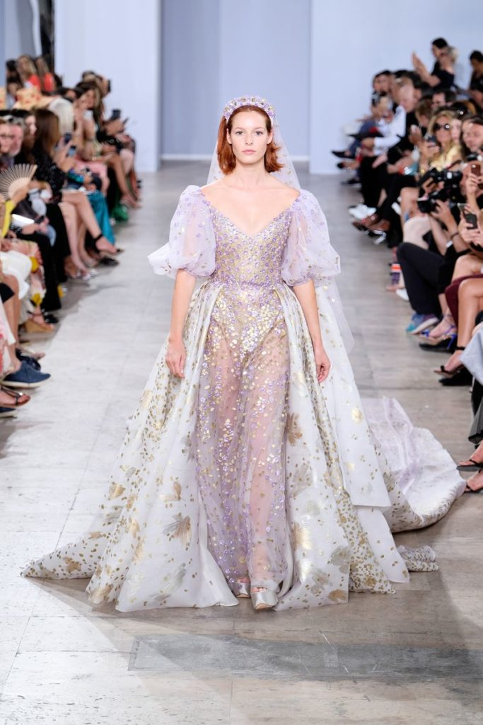 Georges Chakra bridal couture fall 2019