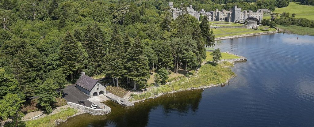 Private Irish Hideaway Cottage at Ashford Castle