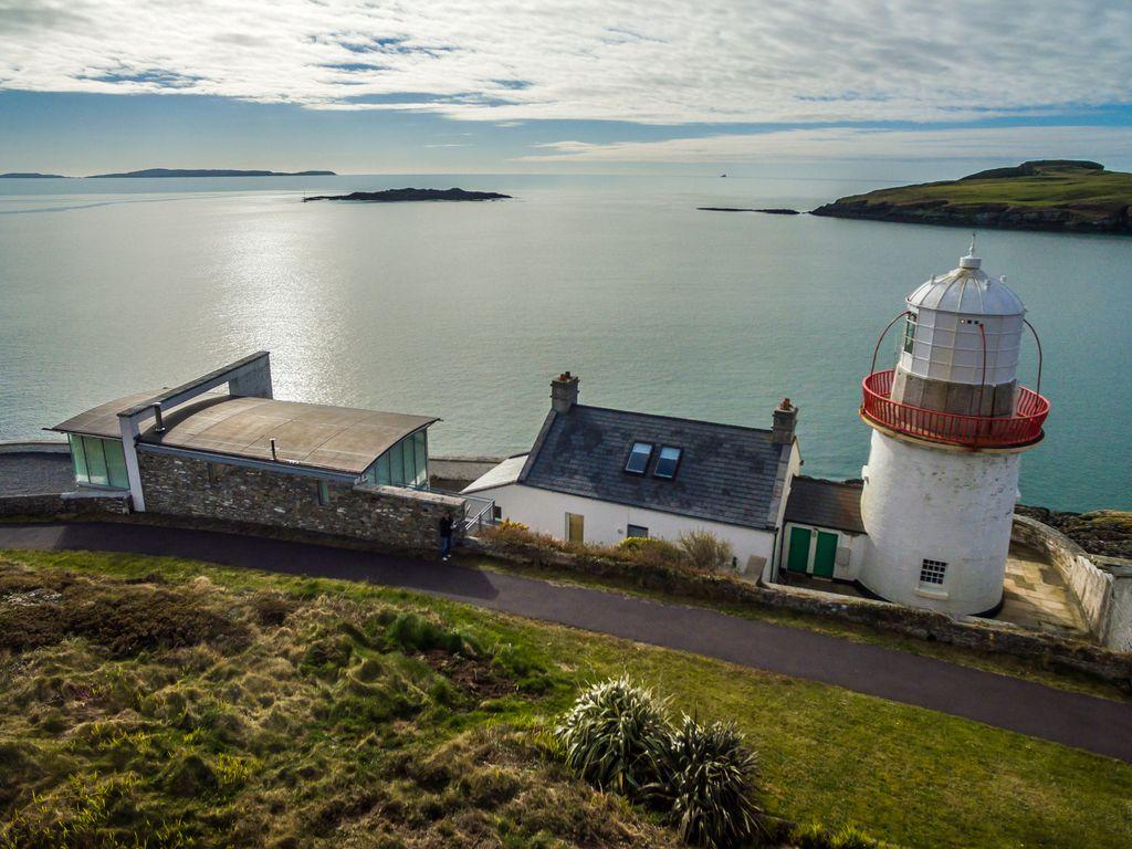 Secluded mini-honeymoon at Crookhead Lighthouse Ireland