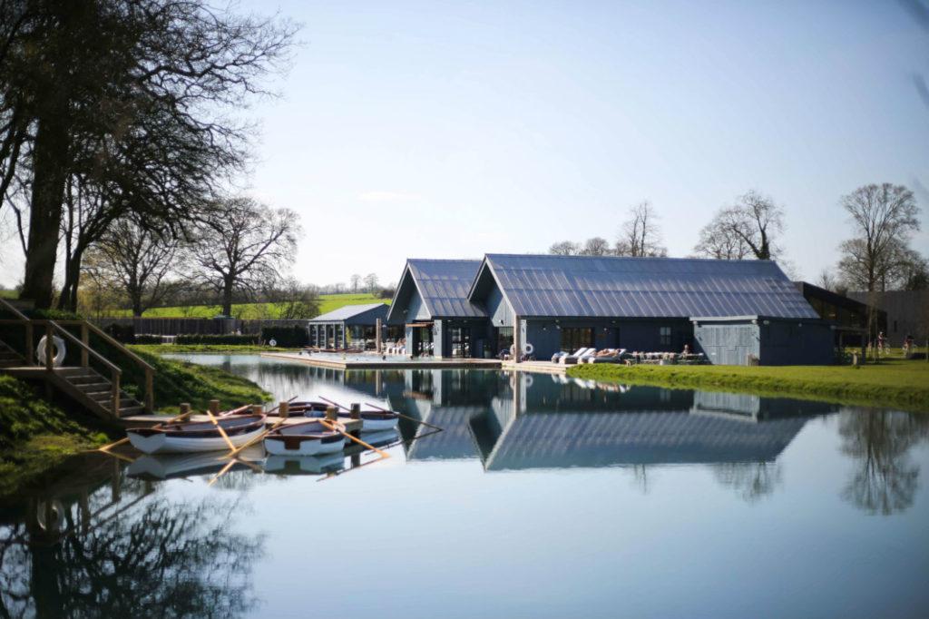 Private Soho Farmhouse for England mini-moon