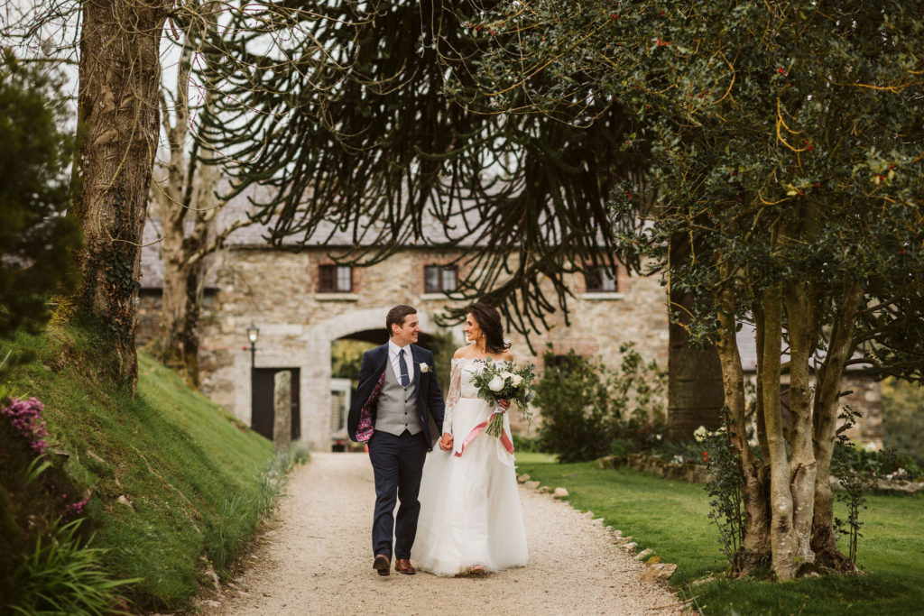 Real Wedding at Ballybeg House
