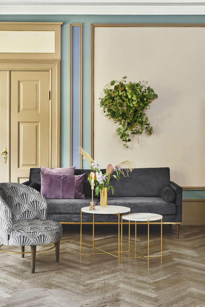 Cosy Living Sofa Available from The Wedding Shop