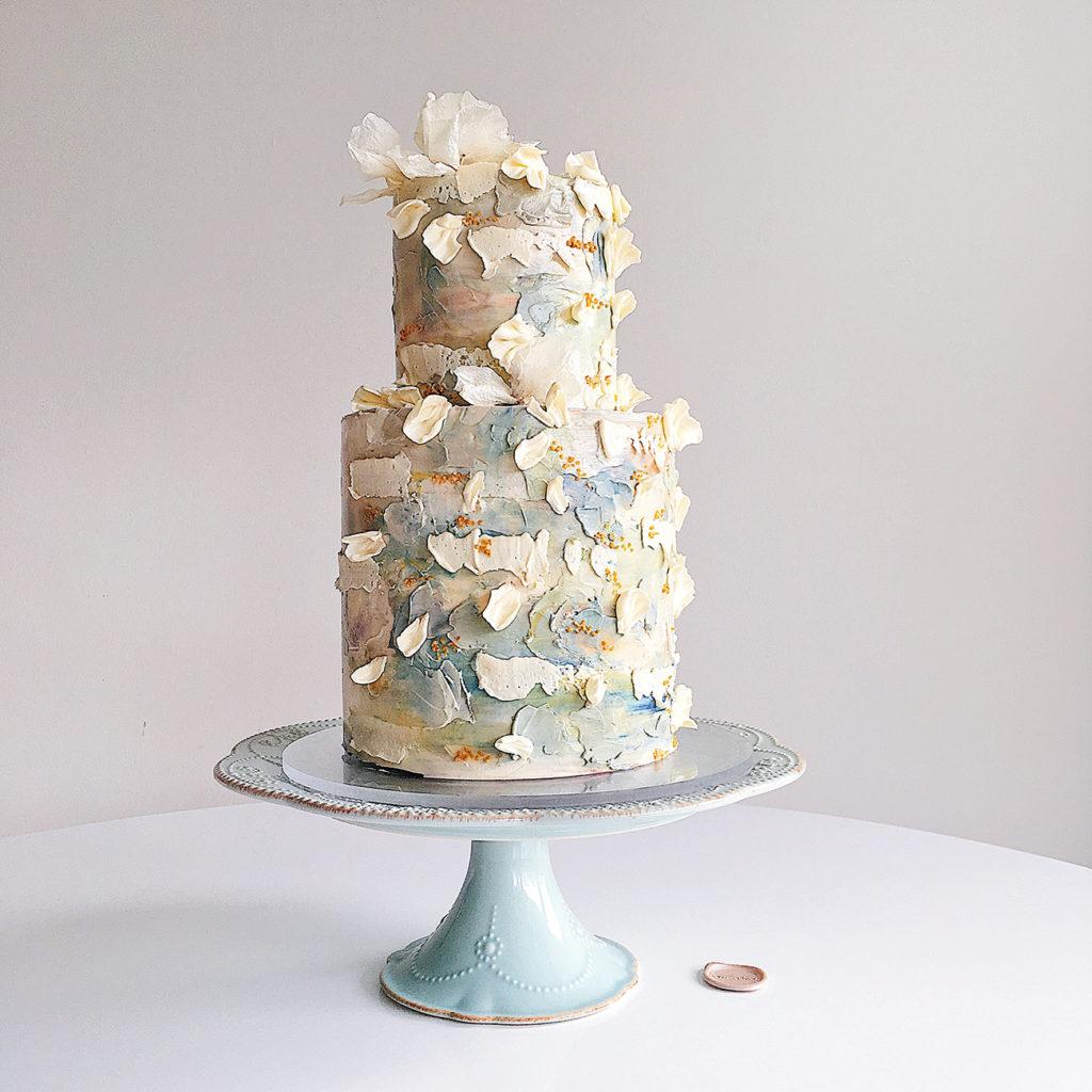 6 Showstopping Wedding Cake Trends For 2020 Socialandpersonalweddings Ie